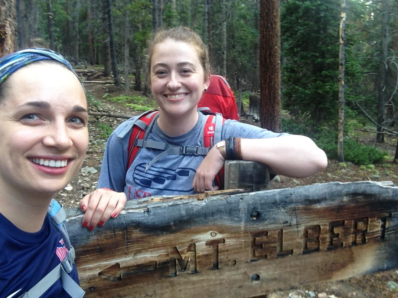 The Colorado Trail 1