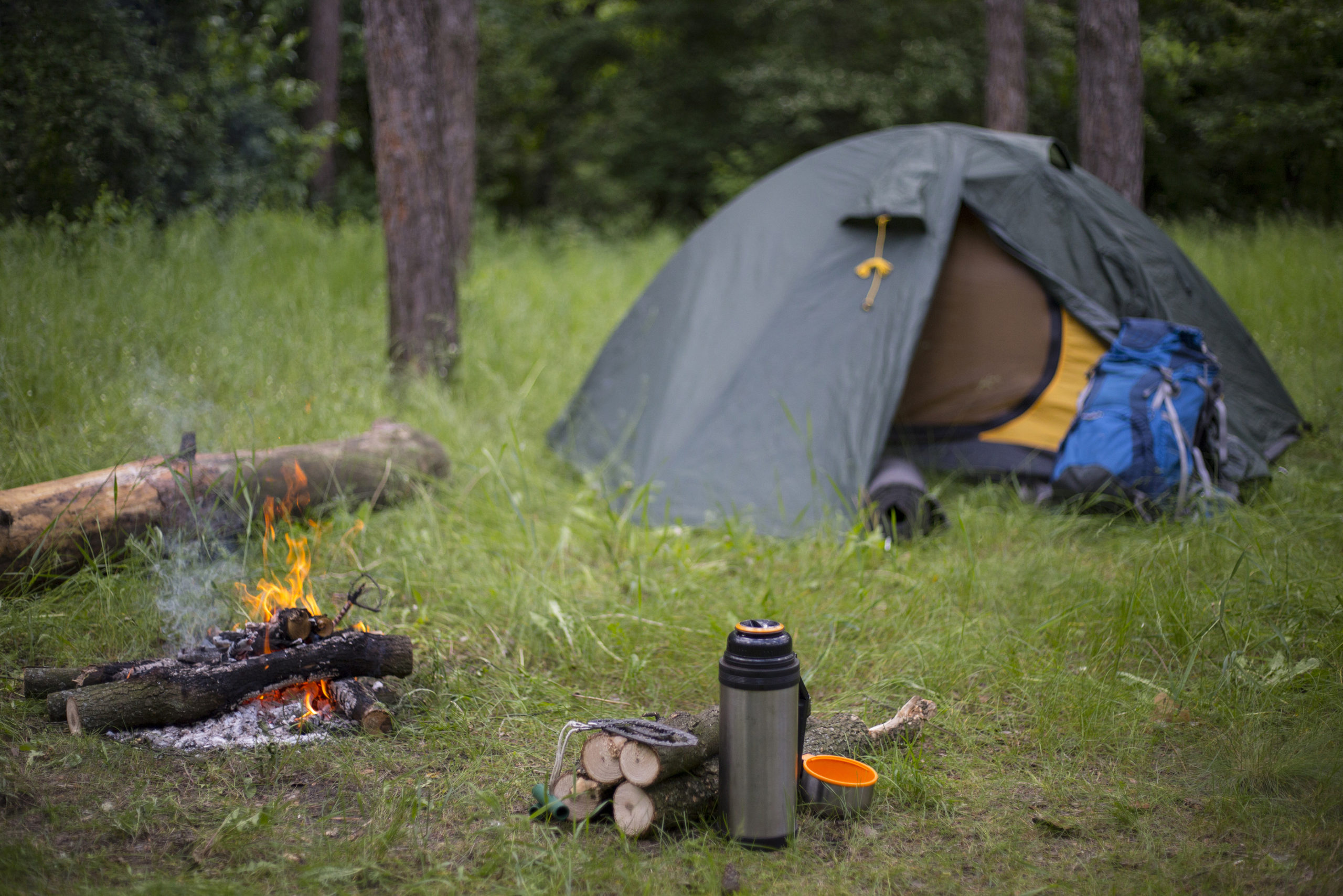 Common Camping Mistakes