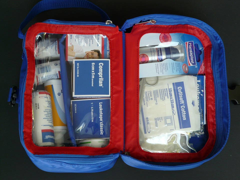 First Aid Kit 1