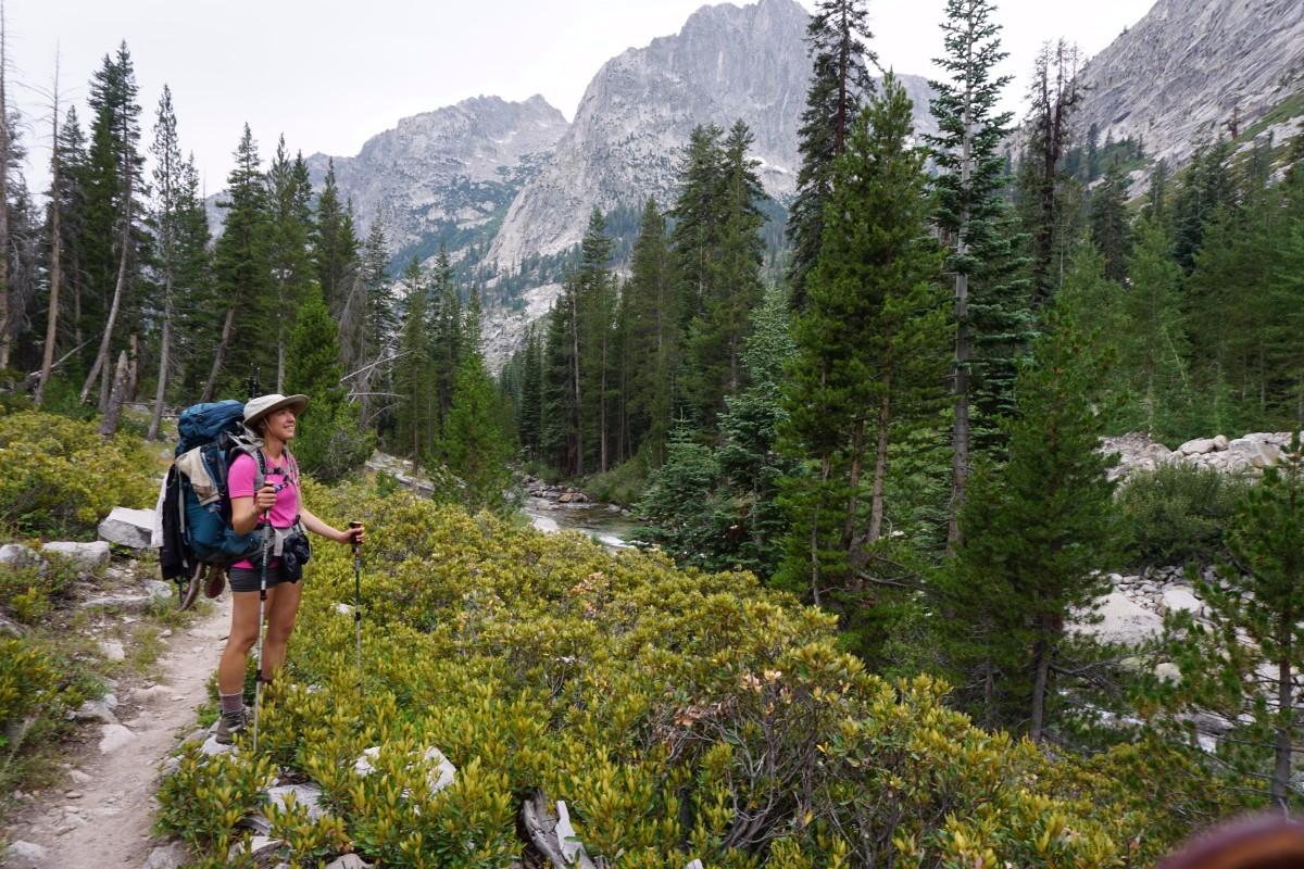 Hiking the John Muir Trail 1