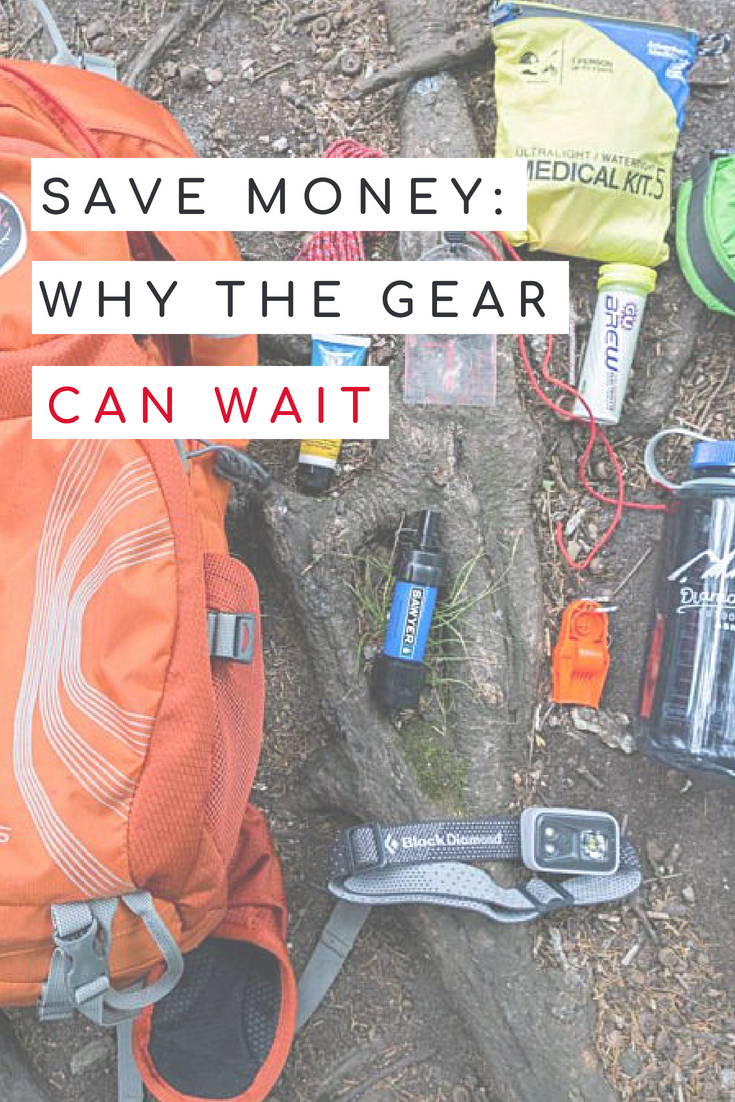 The Gear Can Wait 1