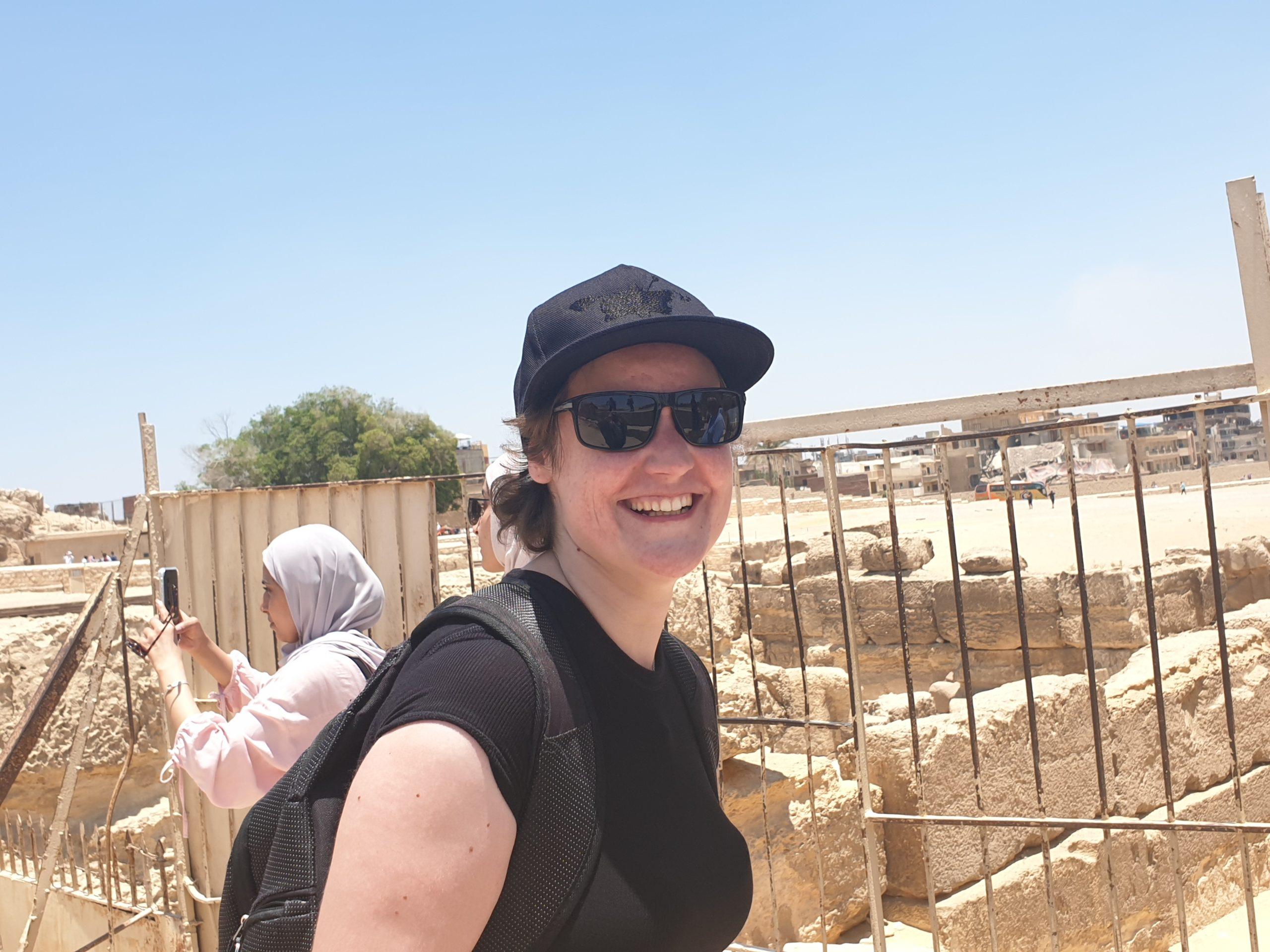 Solo Women Travel Egypt 2